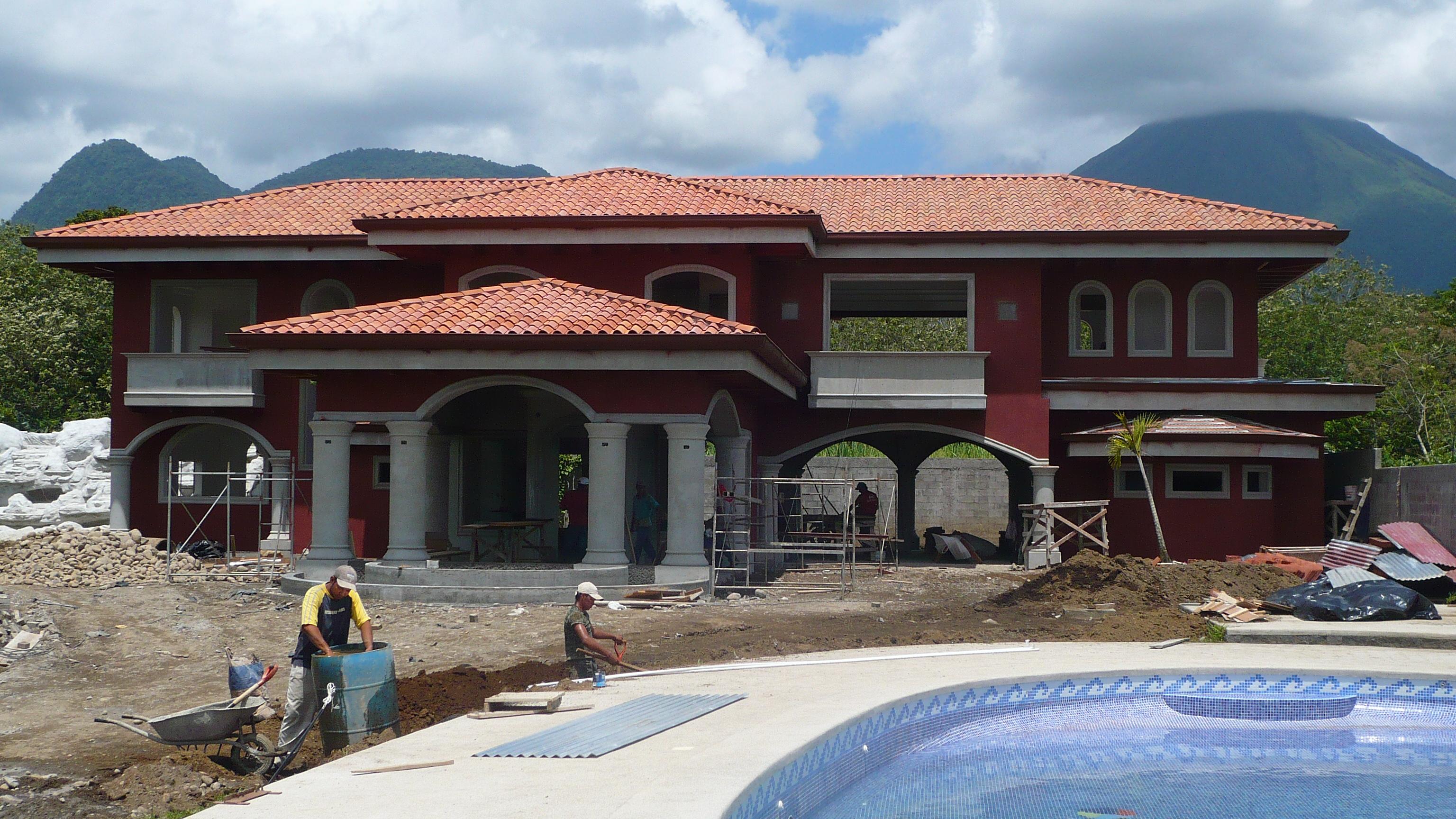 Domus constructora casa del lago la fortuna - La casa del lago ...
